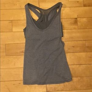 Lululemon size 8 built in bra tank top